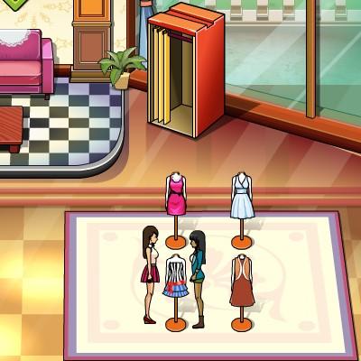 9283d173b1a Игра Эксклюзивный Магазин Одежды  Модный Бутик