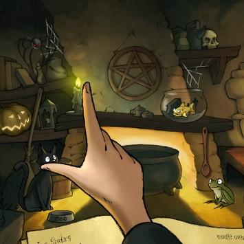Как сделать зелье для ведьмы